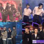 "iKON leva o prêmio ""Mutizen Song"" no SBS Inkigayo"