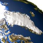 Descoberto lago subglacial sob camada de gelo da Groenlândia