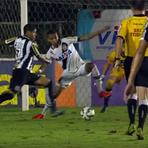 Com Erro Da Arbitragem, Santos Perde Mais Uma.