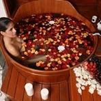 Moda & Beleza - Banho Ôfuro de Rosas