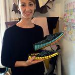 """Design - Pikkpack – o kit de sapato de couro no estilo """"faça você mesmo"""""""