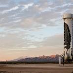 Tecnologia & Ciência - Blue Origin criou o primeiro foguete reutilizável do mundo para viagens espaciais