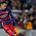 Neymar é finalista do Bola de Ouro da FIFA