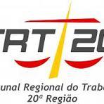 TRT 20 (SE) prorroga prazo de contrato com organizadora de próximo concurso