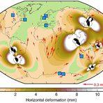 Opinião e Notícias - Grandes terremotos movimentam regiões à longa distância