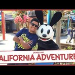 DISNEYLAND CALIFORNIA ADVENTURE: CARROS, MONSTROS S.A, TOY STORY E TODA A MAGIA DISNEY