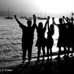 Segunda-feira poética: companheiros, Mia Couto