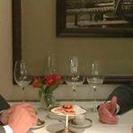 Em jantar luxuoso, Aécio e FHC conspiram contra Presidenta Dilma