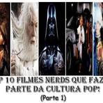 Cinema - Top 10 Filmes Nerds que fazem parte da Cultura Pop! (Parte 1)