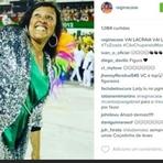 Opinião e Notícias - Perfil de Regina Casé no Instagram é hackeado