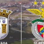 Futebol - Golos Sp. Braga 0 vs 2 Benfica – 11ª jornada