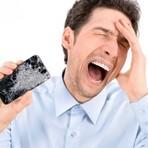 Portáteis - Porque os smartphones sempre caem com a tela para baixo?