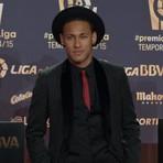 Esportes - Neymar é eleito melhor jogador das Américas no Campeonato Espanhol