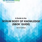 SBOK™ - Guia de Conhecimento das Melhores Práticas em Scrum