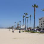 Turismo - Venice Beach: a praia alternativa de Los Angeles
