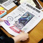 Opinião e Notícias - Gazeta do Povo em formato berliner