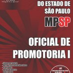 Livros - Apostila OFICIAL DE PROMOTORIA I - Concurso Ministério Público / SP (MP/SP) 2015