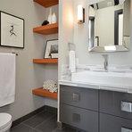 Decoração de banheiros, deixe o banheiro do seu apartamento incrível!