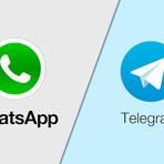 Tecnologia & Ciência - O WhatsApp passou a bloquear links relacionados ao Telegram