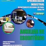 Concursos Públicos - Apostila Concurso SENAI / PA 2015 - Auxiliar de Escritório