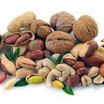 Saúde - Tipos de castanhas e seus benefícios