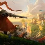 "Jogos - Albion Online – Vídeo gameplay ""A Ilha"" (Closed Beta)"