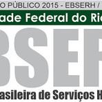 Concursos Públicos - Apostila HU-FURG EBSERH Rio Grande 2015