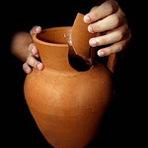 Religião - Restauração Do vaso