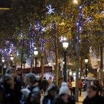 Paris Iluminada no Natal