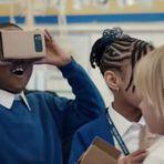 Google disponibiliza dispositivo de realidade virtual para a educação