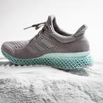 Adidas cria tênis esportivo 100% reciclado utilizando plásticos recolhidos do oceano e impressão 3D