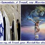 Por que lamentais ó Israel, seu Messias já veio!