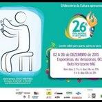 26ª feira nacional de artesanato - Expominas 2015