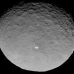 Espaço - Imagens inéditas de Ceres sugerem presença de gelo