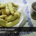 Biscoito de polvilho assado - Myh Simas