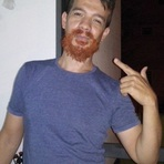 GLS - Como deixar sua barba ruiva, tutorial completo!
