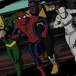 Ultimate Homem-Aranha 1ª 2ª e 3ª Temporada