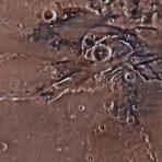 Espaço - Mares subterrâneos em Marte
