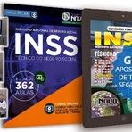 Saiu edital do INSS!