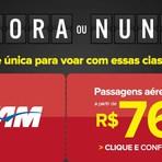Passagens aéreas TAM em promoção – R$76 clique e confira