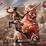 Um olhar mais atento na ação sangrenta do jogo Attack on Titan