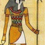 O filho de deus, segundo a mitologia egípcia