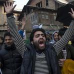 Protestos contra a Arábia Saudita eclodiram na Índia
