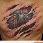 As 40 mais belas tatuagens 3D