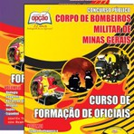 Apostila Completa do Concurso Corpo de Bombeiros Militar / MG (CFO)  CURSO DE FORMAÇÃO DE OFICIAIS 2016