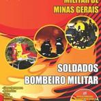 Apostila Concurso Corpo de Bombeiros Militar / MG 2016 SOLDADOS BOMBEIRO MILITAR - GRÁTIS CD COM EDITAL