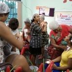 Contribua para cursos e palestra motivacional para mulheres em situação vulnerabilidade social
