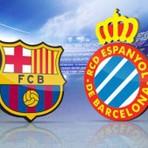 Hoje teremos Espanyol X Barcelona ao vivo a partir das 18:00 horas