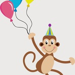 15 Vetores Editáveis Infantis de Circo em cdr grátis