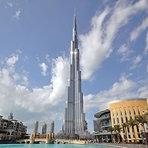 Top 5 arranha-céus mais mais altos do mundo